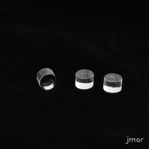 Discos de plásticos transparente